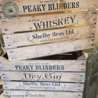 Peaky Blinder Crate Panels